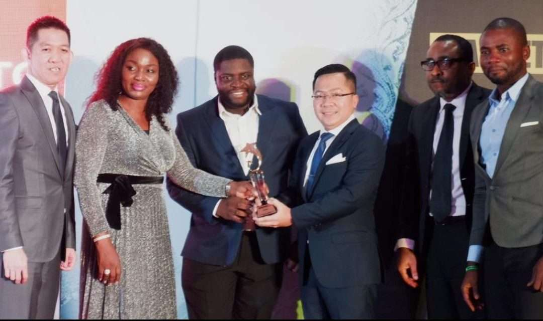 Boska Earns the Outstanding OTC Pharmaceutical Brand of The Year in Nigeria