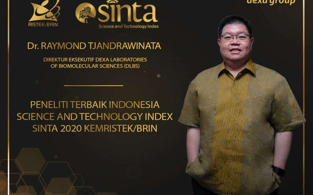 DLBS Executive Director Listed as SINTA 2020 Best Researcher