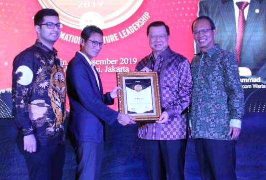 Dexa Group CEO Named as the Most Admired CEO 2019